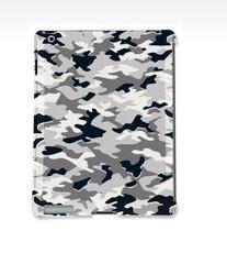 Manhattan Cubierta Rígida para iPad 3, Gray Camo