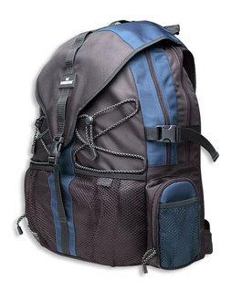 Manhattan Backpack Everest 17'' Negro/Azul