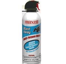 Maxell Aire Comprimido Blast Away, 312ml