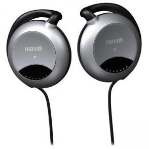 Maxell Audífonos EC-150, Alámbrico, 1.2 Metros, 3.5mm, Plata