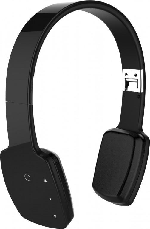 Maxell Audífonos con Micrófono MXH-BT1000,Bluetooth, Inalámbrico, Negro