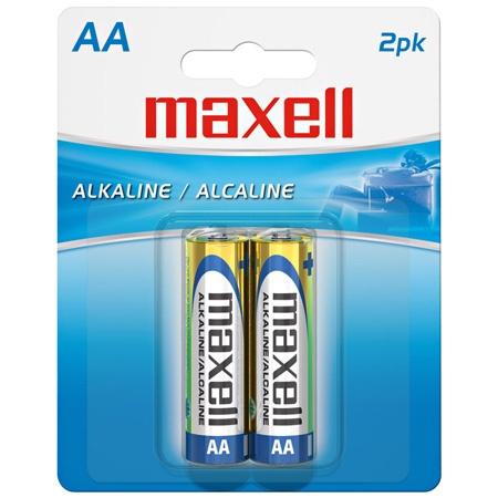 Maxwell Pilas AA, 1.5V, 2 Piezas
