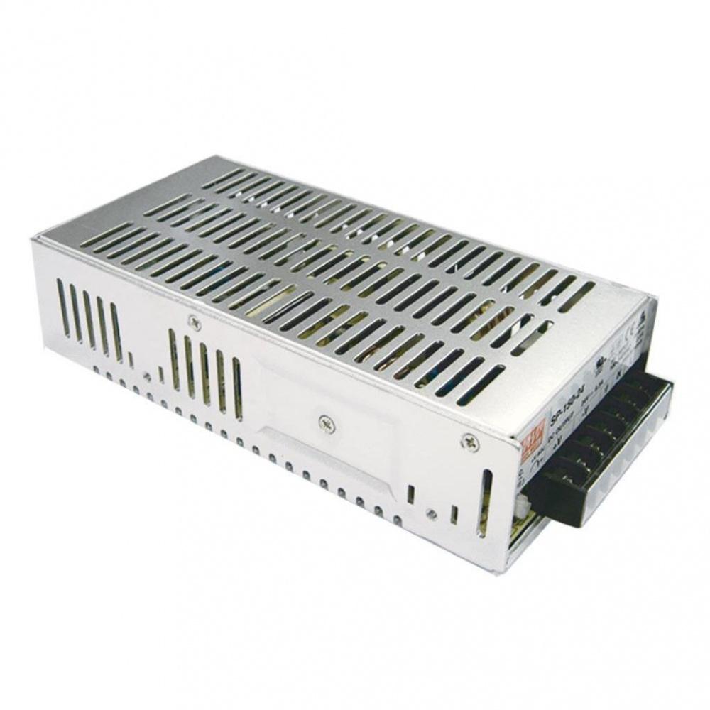 Mean Well Fuente de Poder Conmutada SP-150-13.5, Entrada 85 - 264 V, Salida 13.5V, 150W, 11.2A