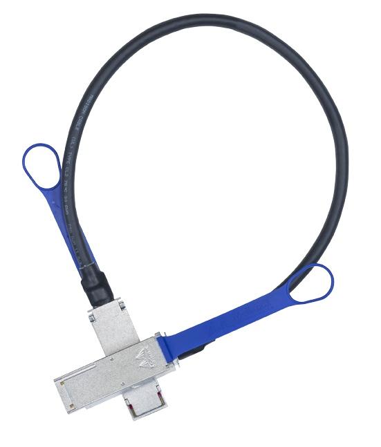 Mellanox Cable QSFP Macho - QSFP Macho, 4 Metros, Negro