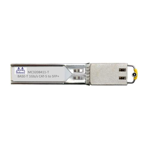 Mellanox Módulo Transceptor MC3208411-T SFP, 1000 Mbit/s, 100m
