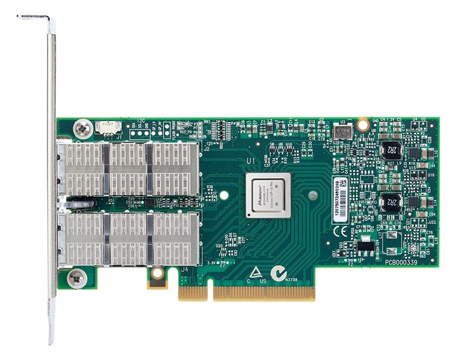 Mellanox Tarjeta de Red MCX311A-XCCT de 1 Puerto, 10000Mbit/s, PCI Express