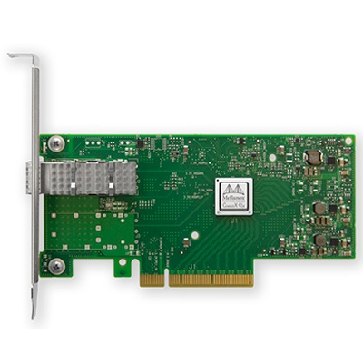 Mellanox Tarjeta de Red MCX4111A-ACAT de 1 Puerto, 25000Mbit/s, PCI Express