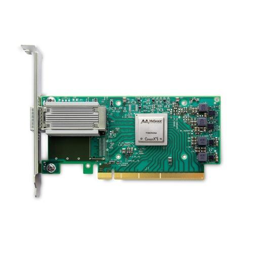 Mellanox Tarjeta de Red MCX515A-GCAT de 1 Puerto, 50000Mbit/s, PCI Express