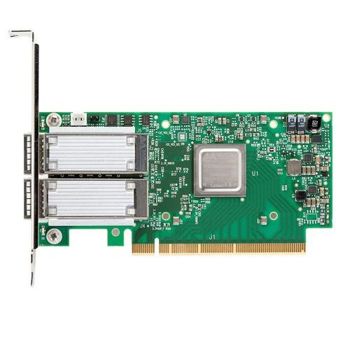Mellanox Tarjeta de Red MCX516A-CDAT de 2 Puertos, 100000Mbit/s, PCI Express