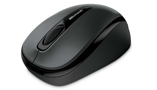 Mouse Microsoft Wireless Mobile 3500 BlueTrack, Inalámbrico, USB, Negro