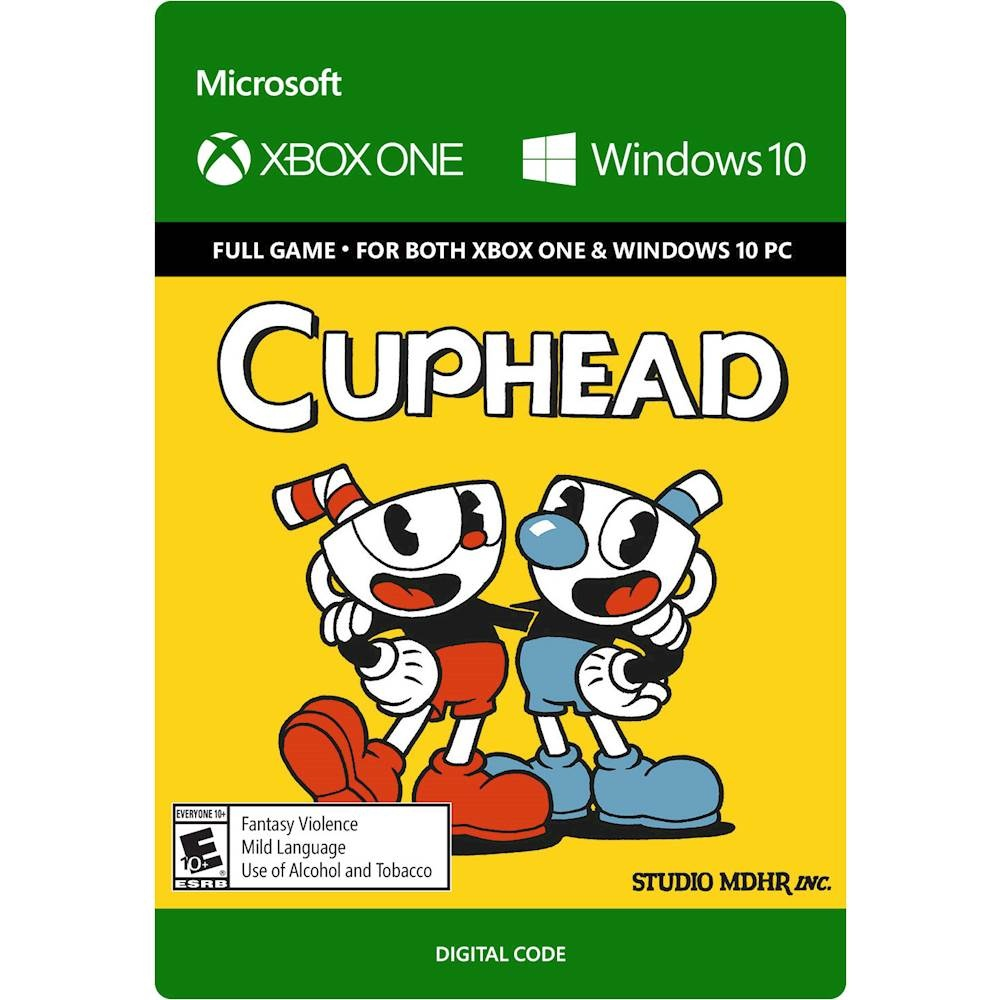 Cuphead, Xbox One ― Producto Digital Descargable