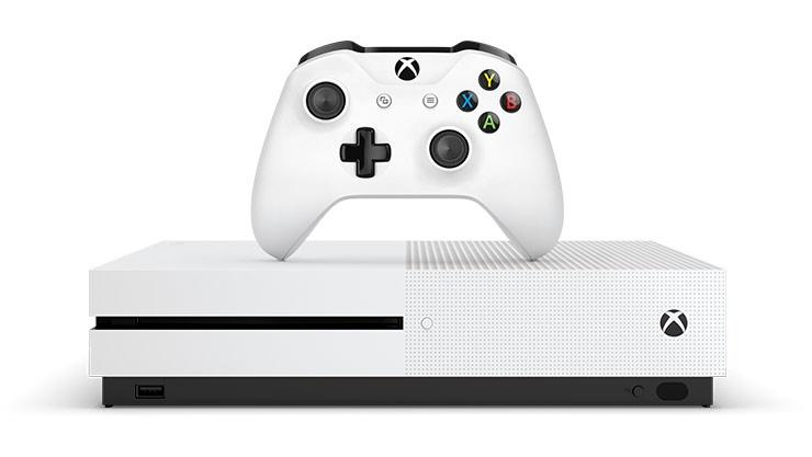 Microsoft Xbox One S, 1TB, WiFi, 2x HDMI, 3x USB 3.0, Blanco - incluye Battlefield V Deluxe Edition