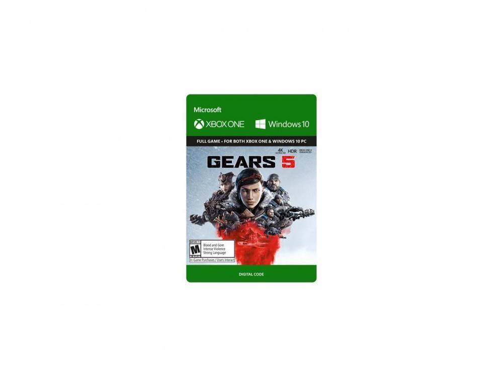 Gears 5, Xbox One ― Producto Digital Descargable