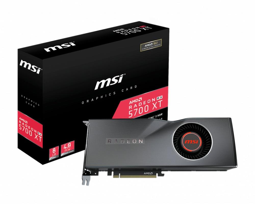 Tarjeta de Video MSI AMD Radeon RX 5700 XT, 8GB 256-bit GDDR6, PCI Express x16 4.0 - ¡Gratis 3 meses de Xbox Game Pass para PC! (un código por cliente) - ¡Compra y elige entre Borderlands 3 o Tom Clancys Ghost Recon Breakpoint!