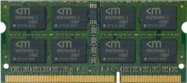 Memoria RAM Mushkin DDR3, 1333Hz, 4GB, CL9, Non-ECC, SO-DIMM