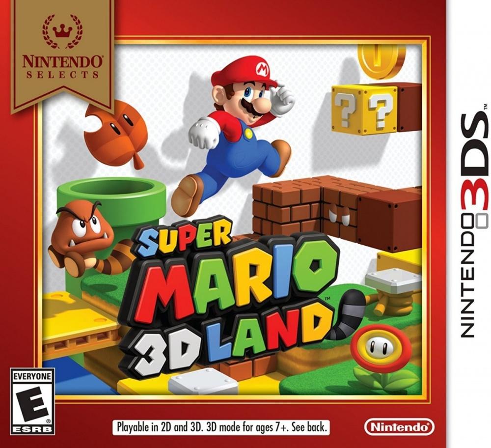Super Mario 3D Land, para Nintendo 3DS