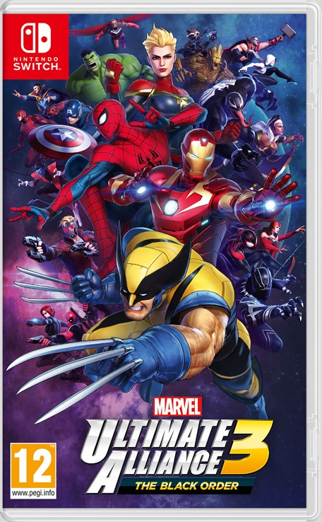 Marvel Ultimate Alliance 3: The Black Order, Nintendo Switch