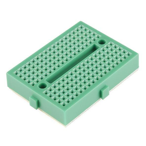 Oky Mini Protoboard OS-0004G, 170 Puntos, Verde