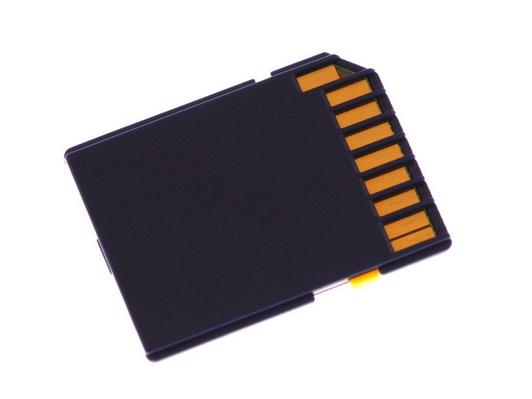 Memoria Flash Panasonic, 2GB SD, 40 Horas de Grabación, para KX-NS500