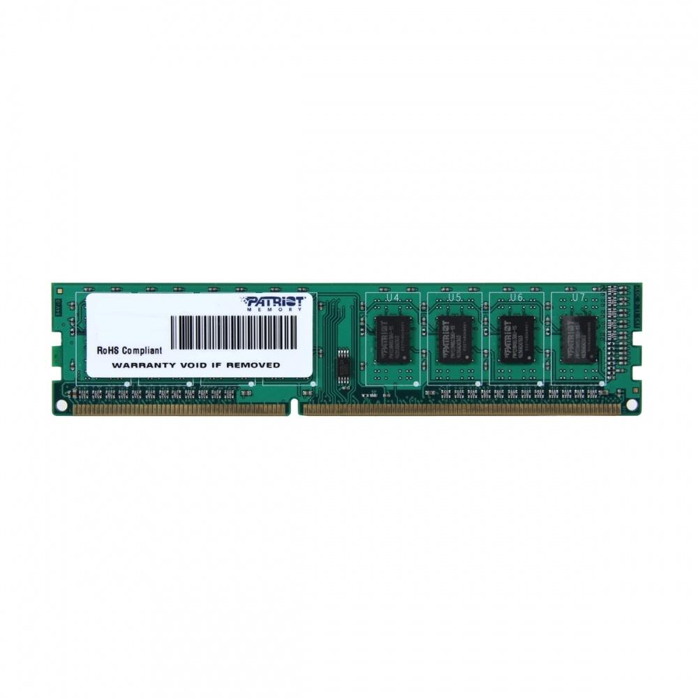 Memoria RAM PC3-12800 DDR3, 1600MHz, 4GB, Non-ECC, CL11