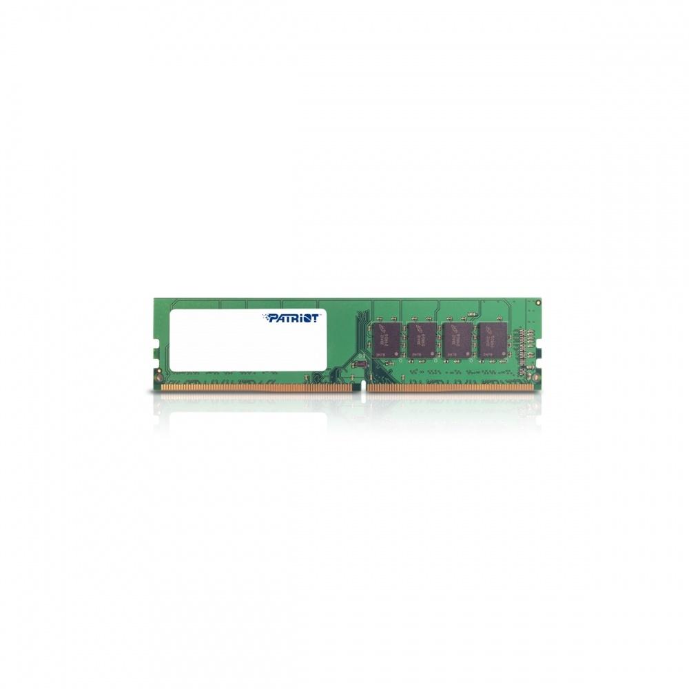 Memoria RAM Patriot DDR4, 2400MHz, 8GB, Non-ECC, CL17