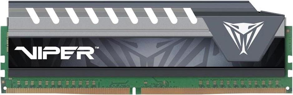 Memoria RAM Patriot Viper Extreme Gray DDR4, 2400MHz, 16GB, Non-ECC, CL16, XMP