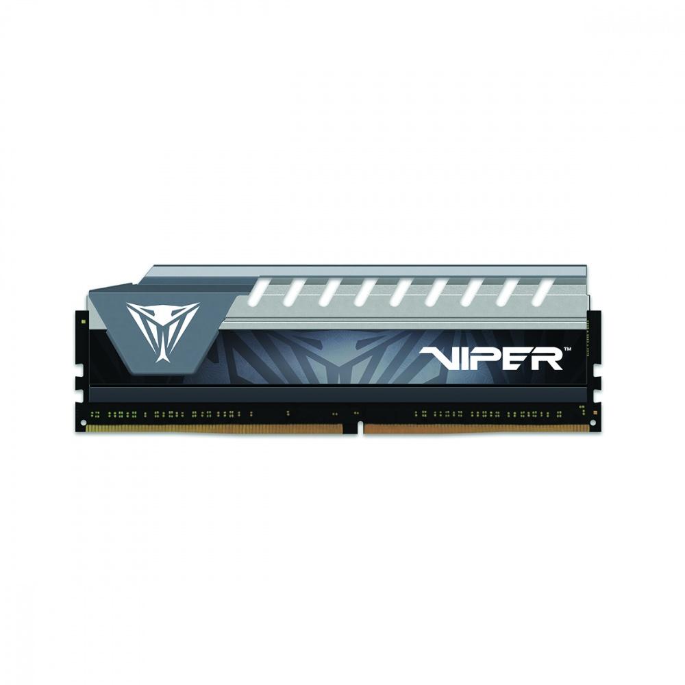 Memoria RAM Patriot Viper Extreme Gray DDR4, 2400MHz, 4GB, Non-ECC, CL16, XMP