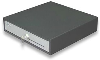 Cajón de Dinero POSline CD030NS, 8kg, Negro/Gris