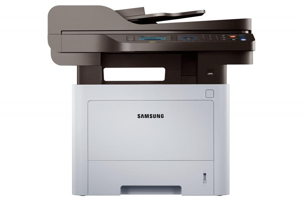 Multifuncional Samsung SL-M4072FD, Blanco y Negro, Láser, Print/Scan/Copy/Fax