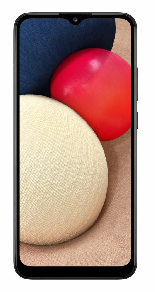 "Smartphone Samsung Galaxy A02S 6.5"", 720 x 1600 Pixeles, 64GB, 4GB RAM, 4G, Android 10, Negro"
