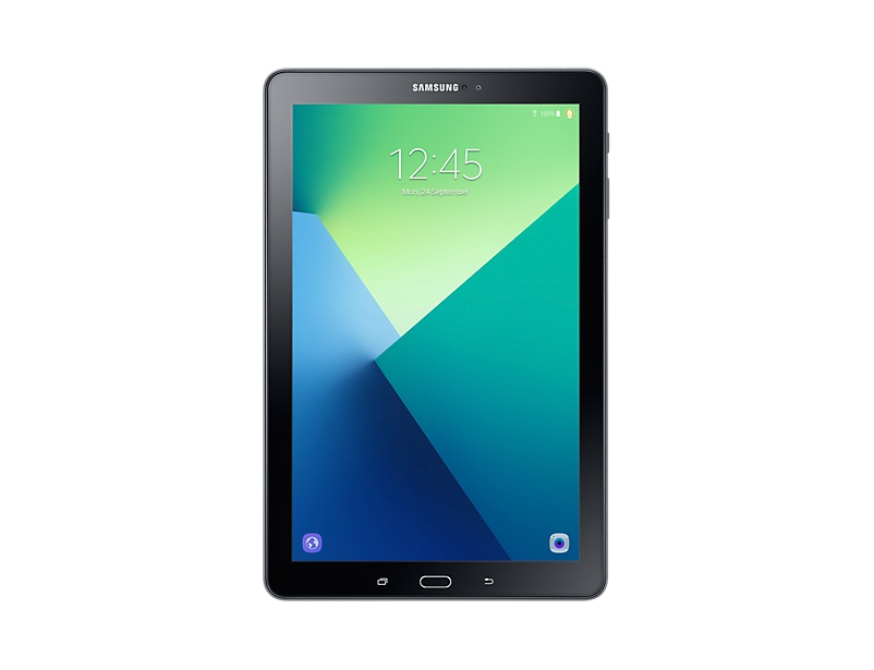 Tablet Samsung Galaxy Tab A 10.1'', 16GB, 1920 x 1080 Pixeles, Android 6.0, Bluetooth 4.2, Negro - incluye S Pen