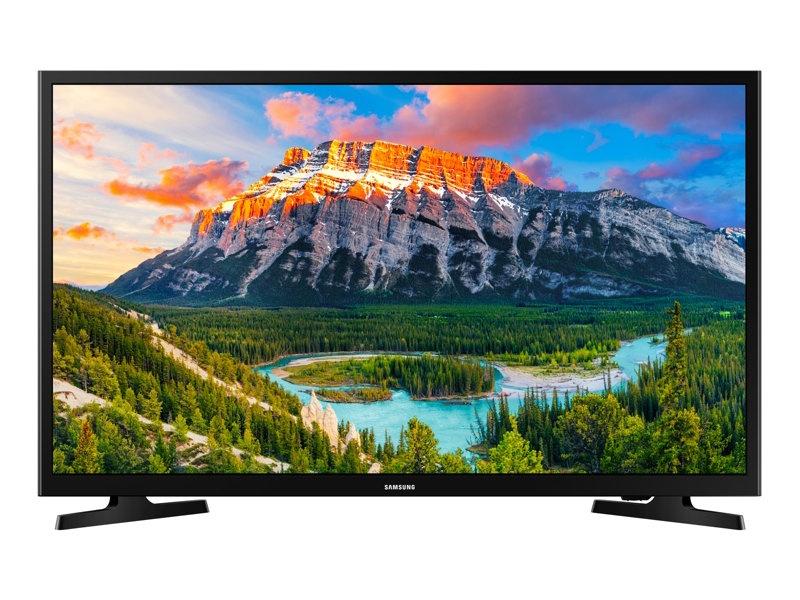 "Samsung Smart TV LED UN32N5300AFXZA 31.5"", Full HD, Widescreen, Negro"