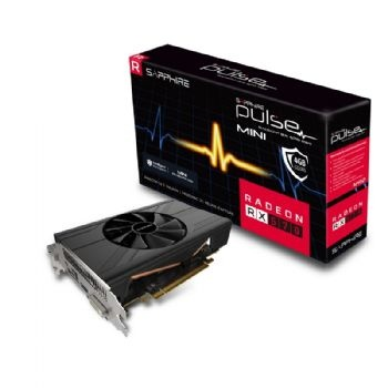 Tarjeta de Video Sapphire AMD Radeon RX 570 PULSE, 4GB 256-bit GDDR5, PCI Express 3.0 - ¡Gratis 3 meses Xbox Game Pass PC! (1 código por cliente)