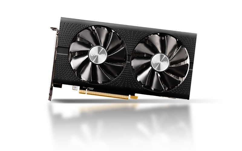 Tarjeta de Video Sapphire AMD Radeon RX 570 PULSE, 8GB 256-bit GDDR5, PCI Express x16 3.0 - ¡Gratis 3 meses Xbox Game Pass PC! (1 código por cliente)
