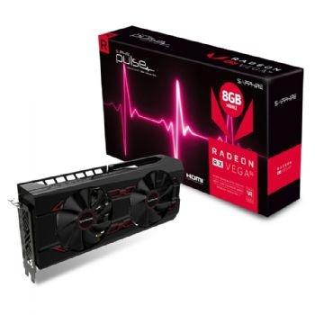Tarjeta de Video AMD Radeon RX Vega 56 Pulse, 8GB 2048-bit GDDR5, PCI Express 3.0 - ¡Gratis 3 meses de Xbox Game Pass para PC! (un código por cliente)