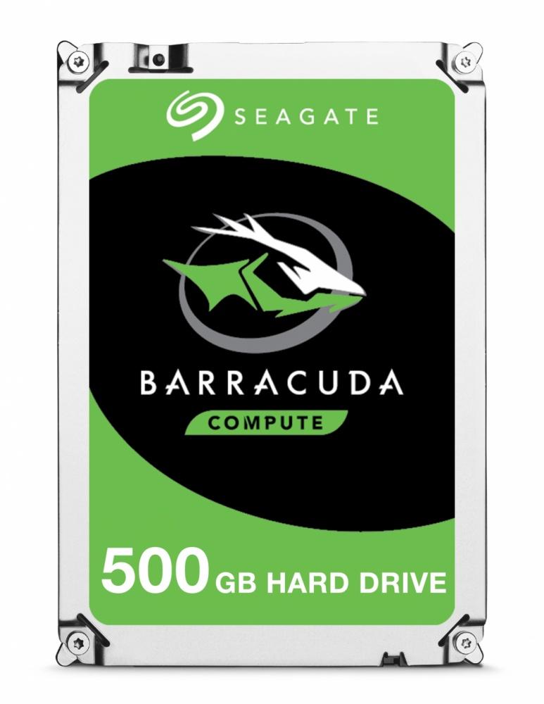 Disco Duro Interno Seagate Barracuda 3.5'', 500GB, SATA III, 6 Gbit/s, 7200RPM, 32MB Cache