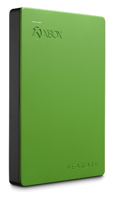 Disco Duro Externo Seagate Game Drive para Xbox 2.5'', 2TB, USB 3.0, Verde