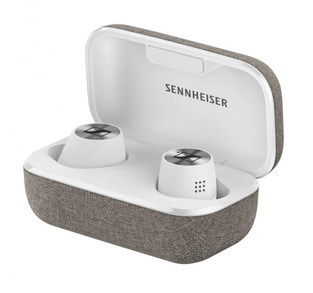 Sennheiser Audífonos Intrauriculares MOMENTUM True Wireless 2, Inalámbrico, Bluetooth, Blanco