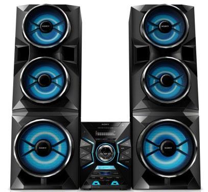 Sony mhc gpx88 mini componente 2200w rms 24200w pmpo mhc for Modelo ta 6 0138 hogar