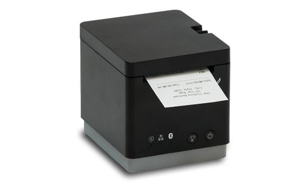 Star Micronics mC-Print2, Impresora de Tickets, Térmica, Ethernet, USB 2.0, Eje Periférico, Negro, con Auto-Cortador