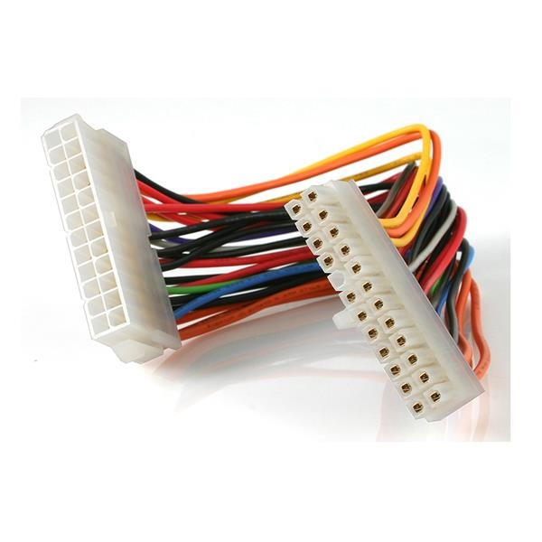 StarTech.com Cable de Poder ATX 24-pin - ATX 24-pin, 20cm