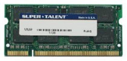 Memoria RAM Super Talent Technology DDR2, 667MHz, 512MB, SO-DIMM