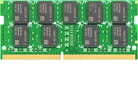 Memoria RAM Synology DDR4, 2400MHz, 16GB, ECC, SO-DIMM, para Servidor NAS