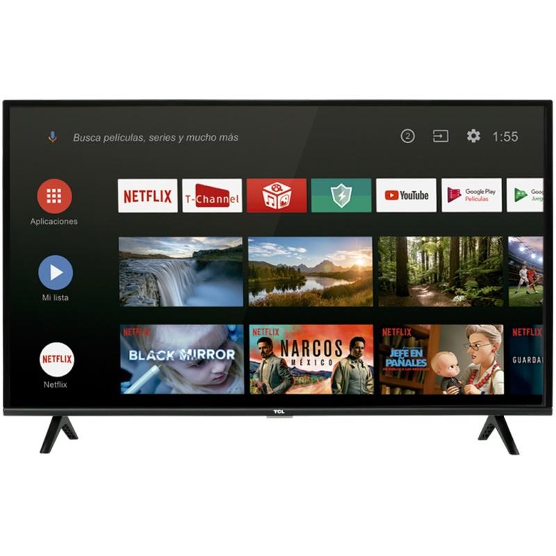 "TCL Smart TV LED A325 32"", HD, Negro"