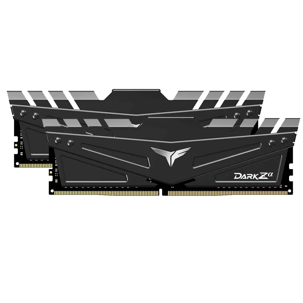 Kit Memoria RAM Team Group DARK Zα DDR4, 3600MHz, 16GB (2x 8GB), Non-ECC, CL18