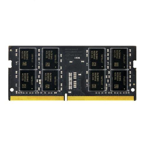 Memoria RAM Team Group Elite DDR4, 2400MHz, 4GB, CL16, SO-DIMM
