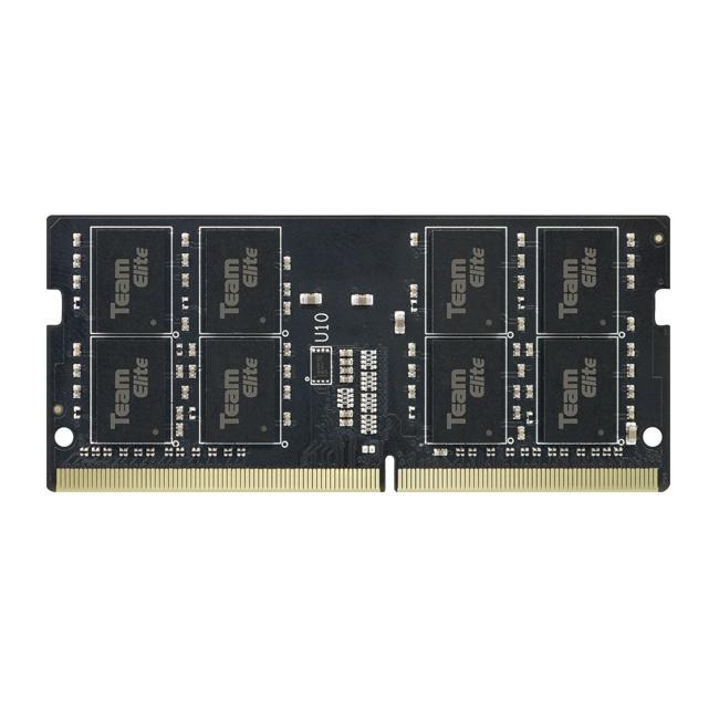 Memoria RAM Team Group Elite DDR4, 3200MHz, 8GB, CL19, SO-DIMM