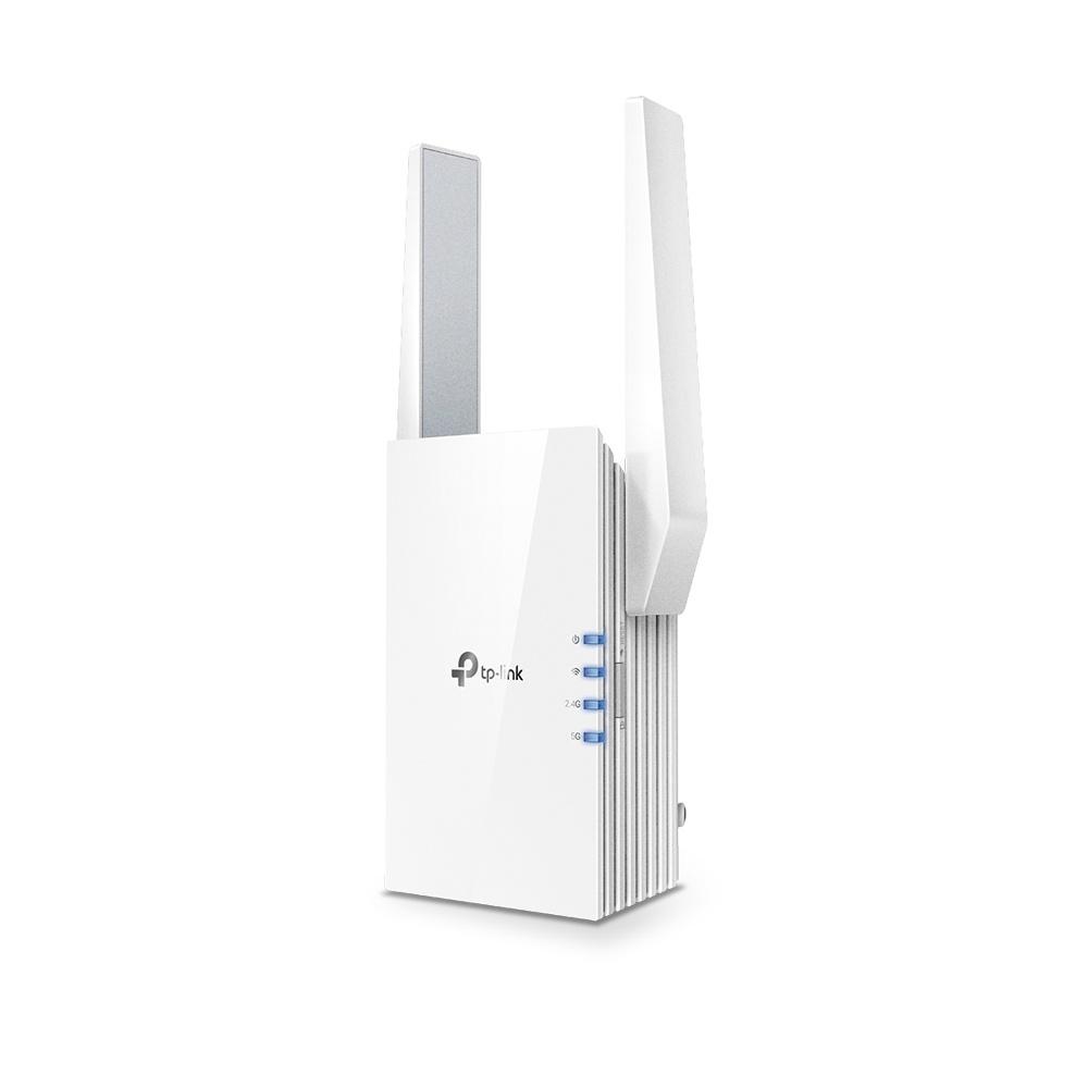 TP-Link Extensor de Rango RE505X, Inalámbrico, 1200 Mbit/s, 1x RJ-45, 2.4/5GHz