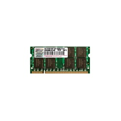 Memoria RAM Transcend DDR2, 667MHz, 2GB, CL5, SO-DIMM