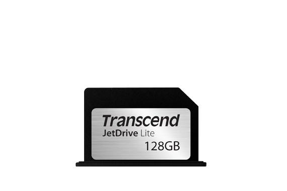 "Memoria Flash Transcend JetDrive Lite 330, 128GB, MLC, para MacBook Pro Retina 13"""